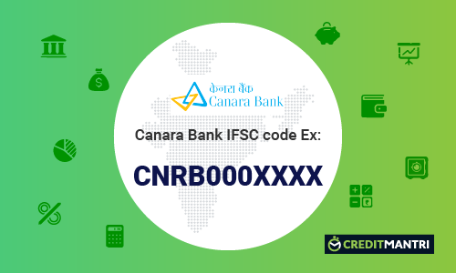 Canara Bank IFSC Code, Canara Bank MICR Code & Branches in India