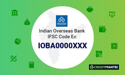 indian overseas bank micr code list