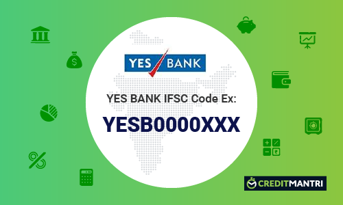 YES Bank IFSC Code, YES Bank MICR Code & Branches in India